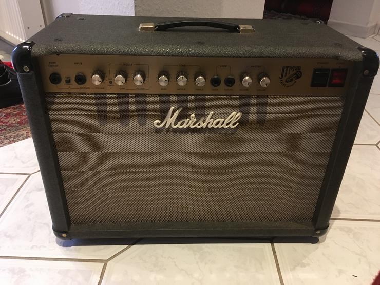 Marshall JTM310 Gitarrenverstärker - Verstärker & Effekterzeugung - Bild 1