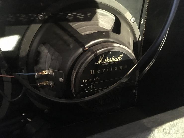 Bild 5: Marshall JTM310 Gitarrenverstärker