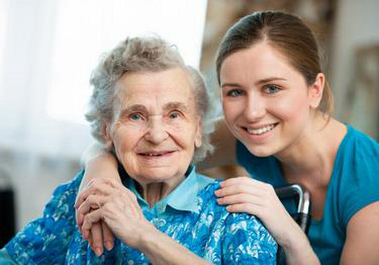 Liebevolle 24-Stunden-Pflege+Haushaltshilfen in Augsburg und BUNDESWEIT