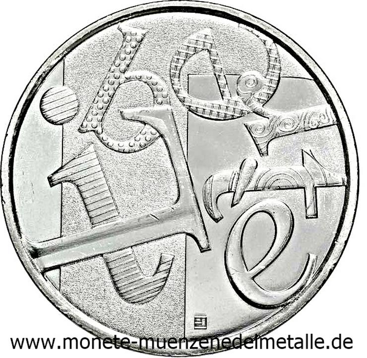 Bild 2: Frankreich 3 Stück 5 Euro Liberte Egalite Fraternite 2013 Silber Münze