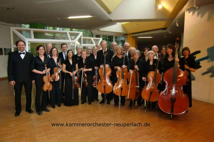 MitstreicherInnen bei Orchesterkonzert im Frühjahr 21 willkommen!