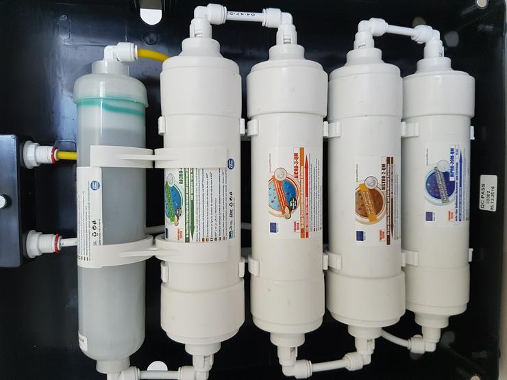"""Wasserfilter Set von """"Aquafilter"""""""