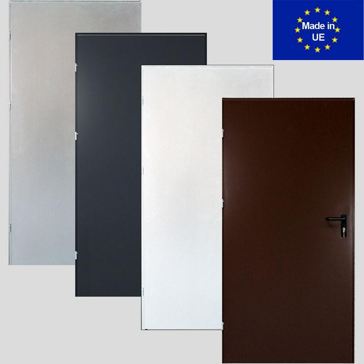 Tür Technische Eingangstür Abmessungen auf Anfrage FERUM Höhe von 150 bis 207 cm - Türen - Bild 1