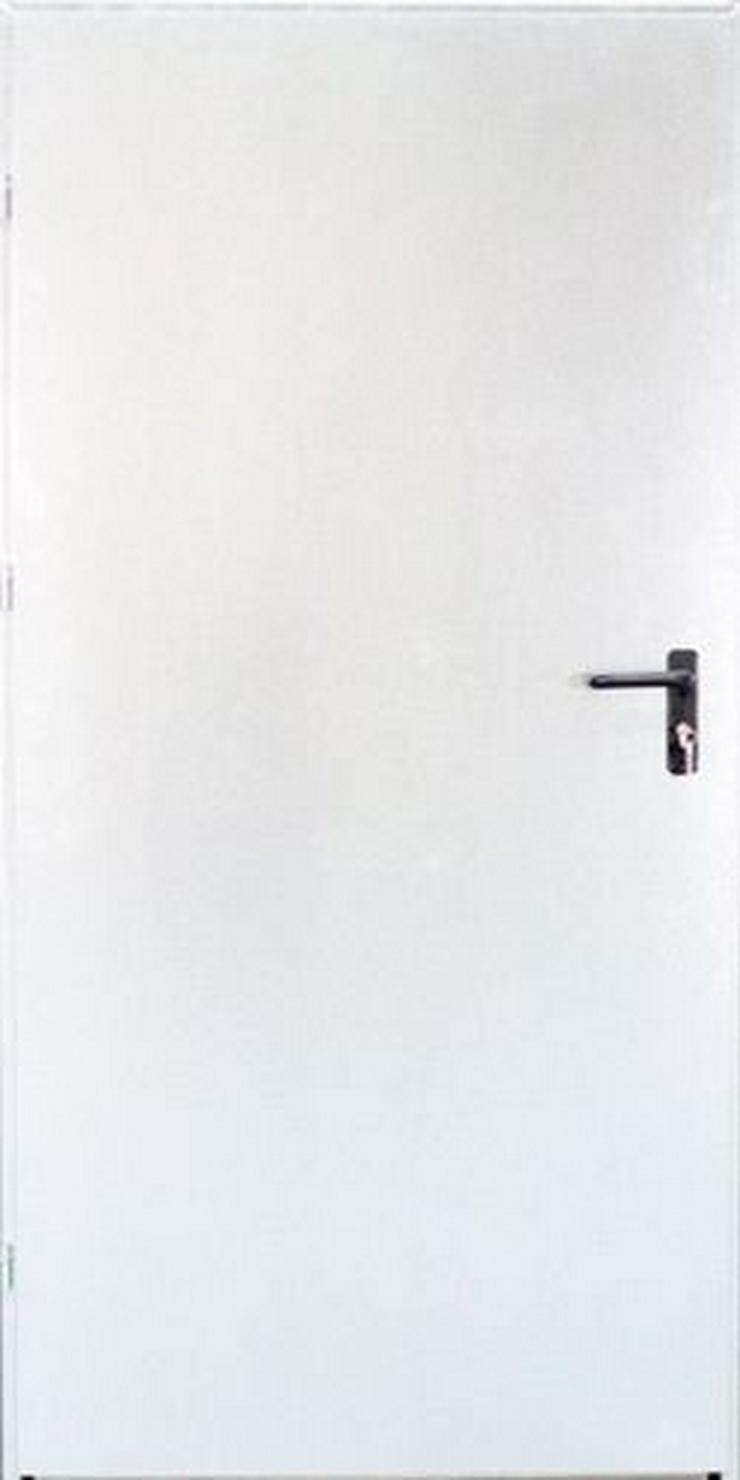 Bild 3: Tür Technische Eingangstür Abmessungen auf Anfrage FERUM Höhe von 150 bis 207 cm
