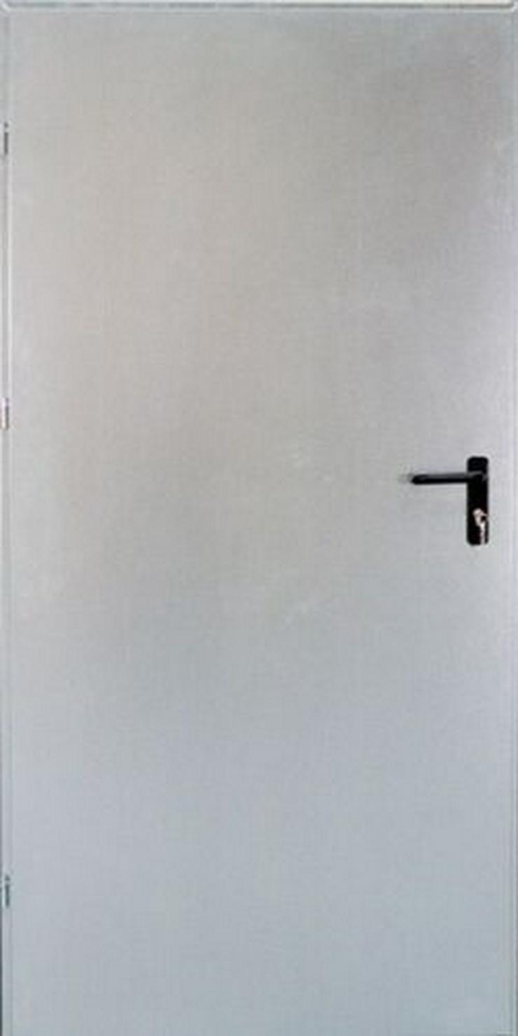 Bild 2: Tür Technische Eingangstür Abmessungen auf Anfrage FERUM Höhe von 150 bis 207 cm