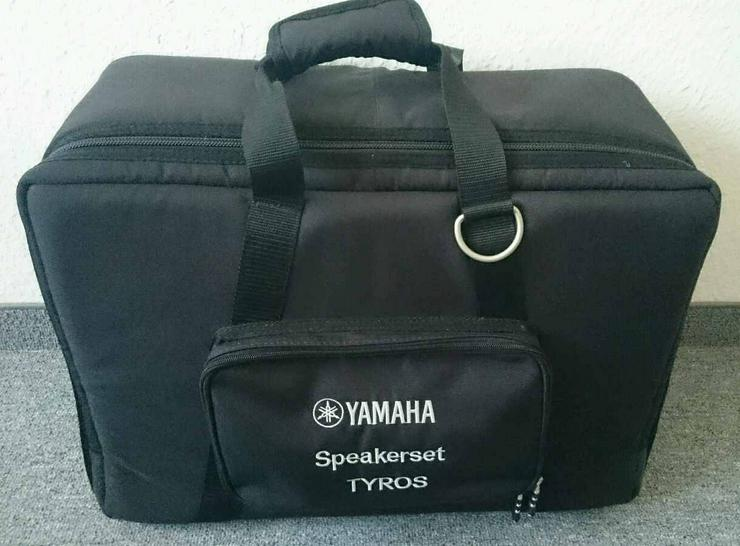 Bild 6: Keyboard Workstation Yamaha Tyros 5, 76 Tasten + Zubehör