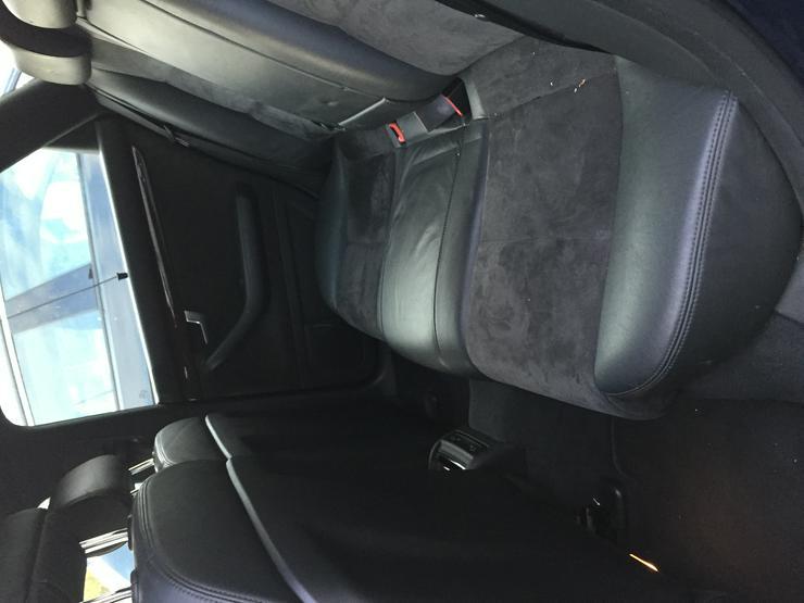 Bild 8: Audi A4 Variant 3,0 TDI vermutlich Motorschaden