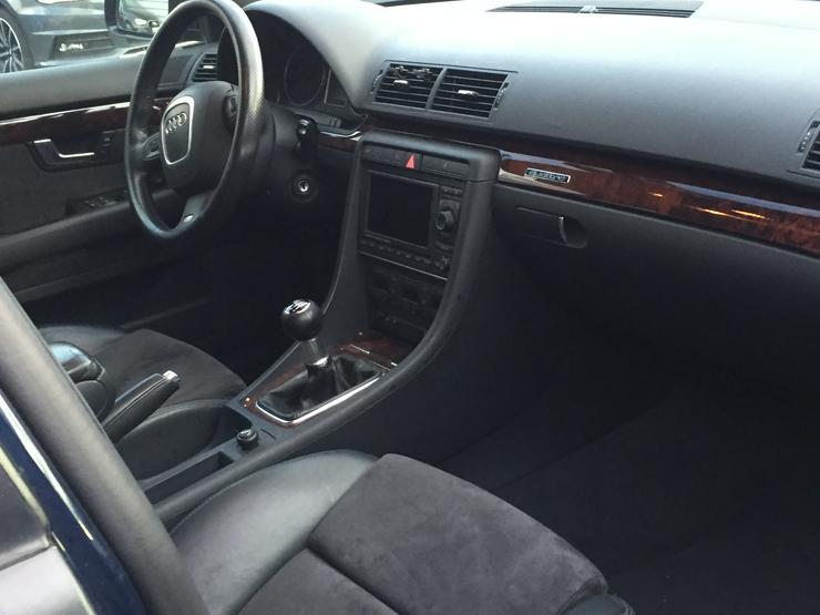 Bild 6: Audi A4 Variant 3,0 TDI vermutlich Motorschaden