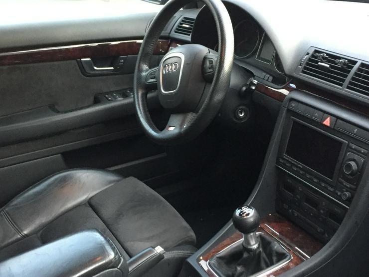 Bild 7: Audi A4 Variant 3,0 TDI vermutlich Motorschaden