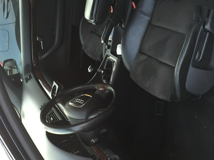 Bild 3: Audi A4 Variant 3,0 TDI vermutlich Motorschaden