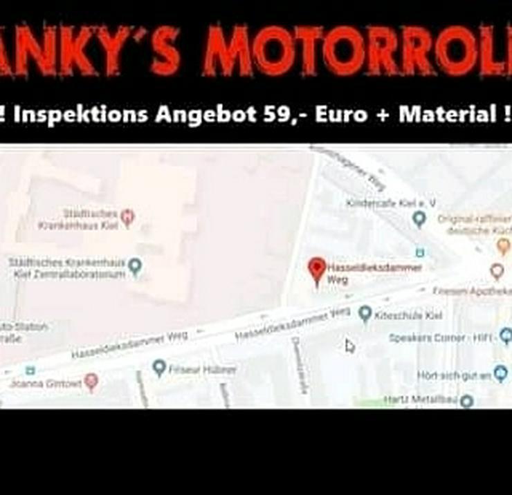 Inspektions Angebot 59,- Euro + Material  - Auto & Motorrad - Bild 1