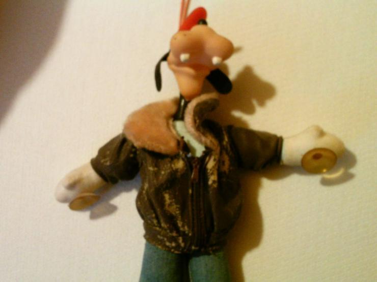 "Disney ""Super Goofy"" Autopuppe"
