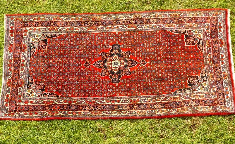 Orientteppich Bidjar antik TOP 322x160 (T094)