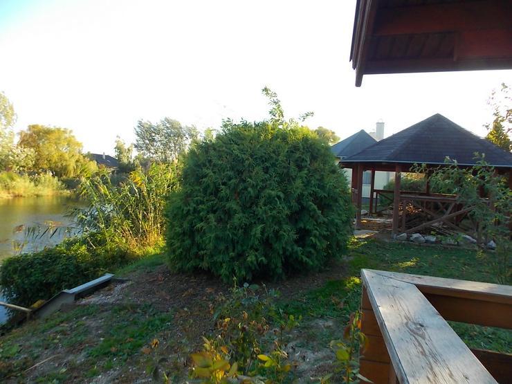 Eigene Teich mit Haus in West-Ungarn !