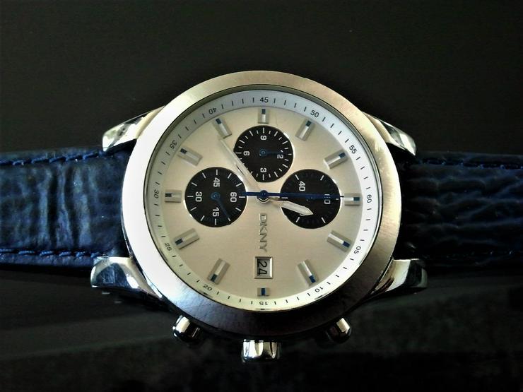 Bild 4: DKNY Herrenchronograph