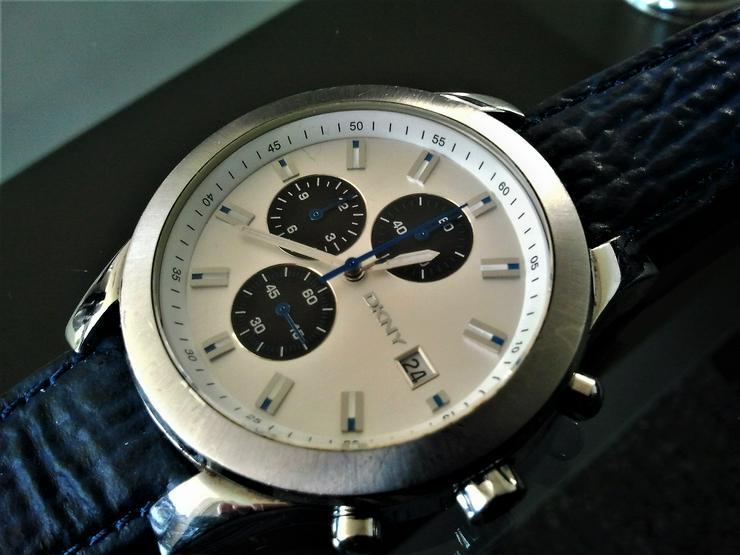 DKNY Herrenchronograph - Herren Armbanduhren - Bild 1