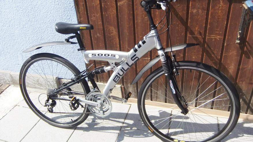 Mountainbike MTB Fully von Bulls 5005 28 Zoll, Fahrrad Versand möglich