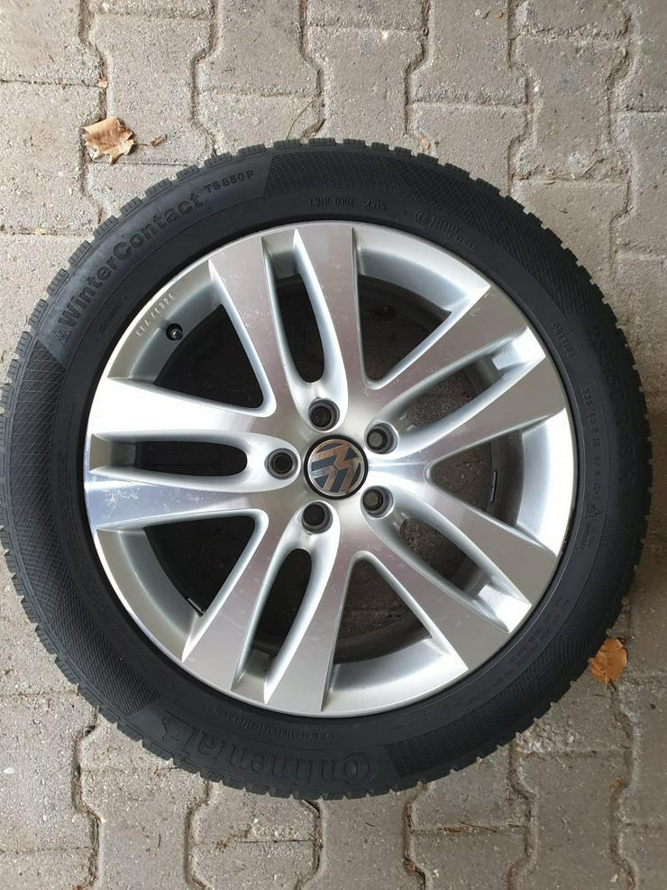 Bild 2: Winterreifen für VW Tiguan Sport and Style BJ 2012
