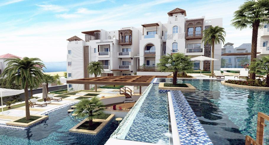 Bild 5: Ägypten Sahl Hashees AL CAMAR 2 Raum Meerblick Strand Garten