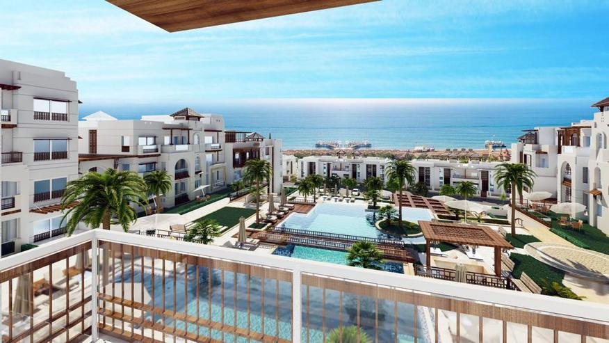 Bild 2: Ägypten Sahl Hashees AL CAMAR 2 Raum Meerblick Strand Garten