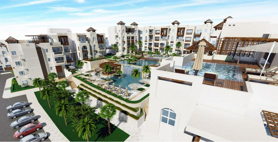 Bild 6: Ägypten Sahl Hashees AL CAMAR 2 Raum Meerblick Strand Garten