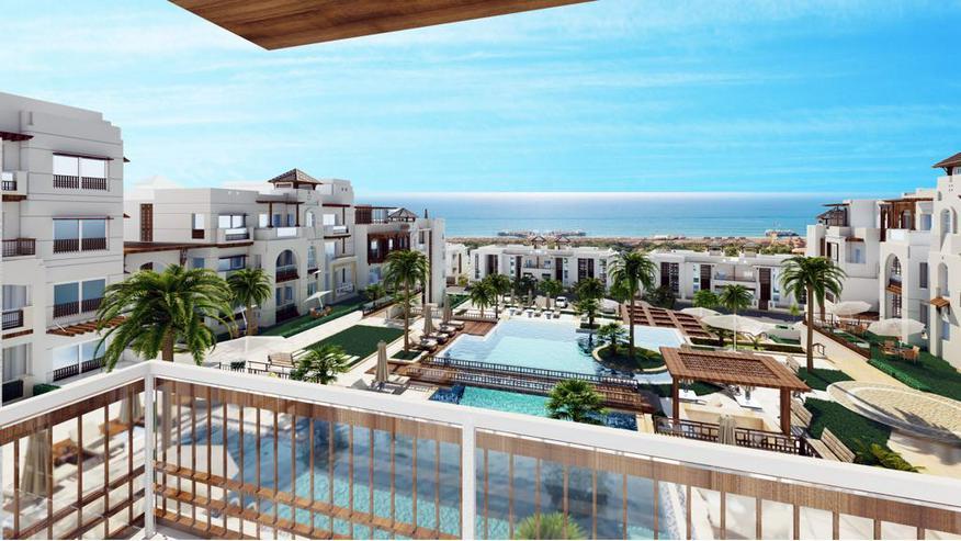 Bild 8: Ägypten Sahl Hashees AL CAMAR 2 Raum Meerblick Strand Garten