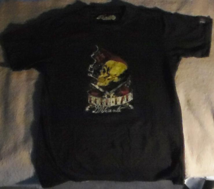 Born Bad T-Shirt Marke von D.Vicente Größe M Rock'n'Roll Rock Teddy Rockabilly Rocker