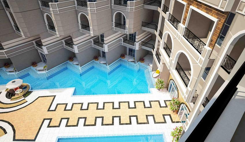 Ägypten Juliana Beach Resort Hurghada, 2 Schlafzimmer mit 102m²