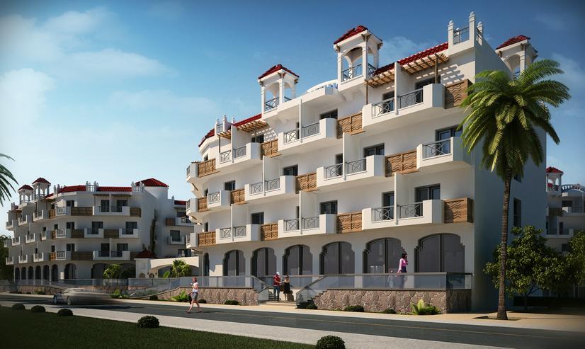 Ägypten Hurghada Studio 50m² + Balkon 20 % Rabatt