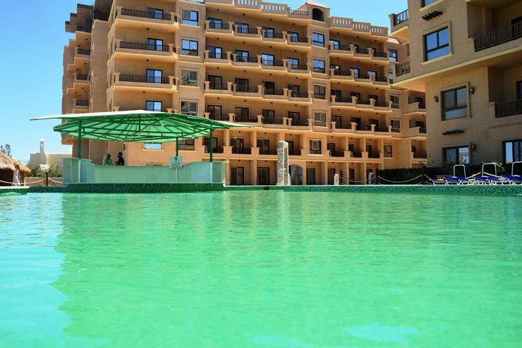 Bild 3: Ägypten Eigentumswohnung Studio 40m² direkt am Meer /Privatstrand