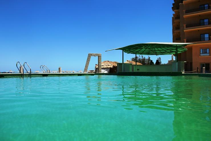 Bild 2: Ägypten Eigentumswohnung Studio 40m² direkt am Meer /Privatstrand