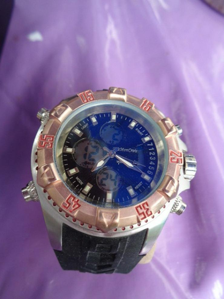 Herrenarmband Uhr Eve Mon Crois 1805 Sehr gute Verarbeitung