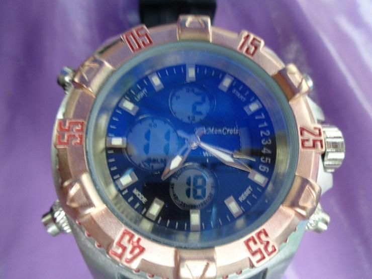 Bild 5: Herrenarmband Uhr Eve Mon Crois 1805 Sehr gute Verarbeitung