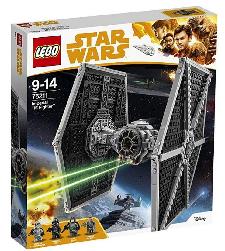 Lego Star Wars 75211 Imperial TIE Fighter - Weitere - Bild 1