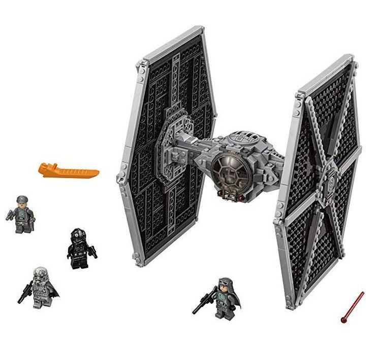Bild 2: Lego Star Wars 75211 Imperial TIE Fighter