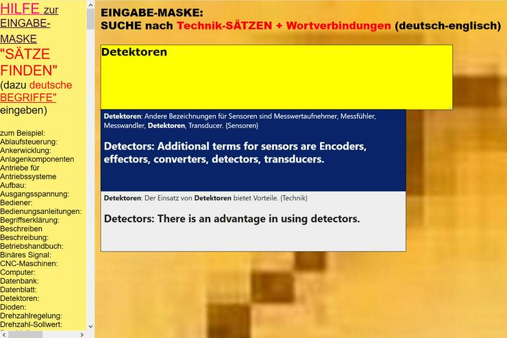 Technisches Deutsch-Englisch: Ausbildung + Beruf