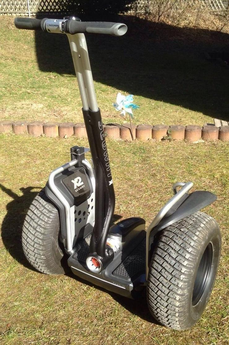 Segway X2 Golf, Das Original - Bild 1