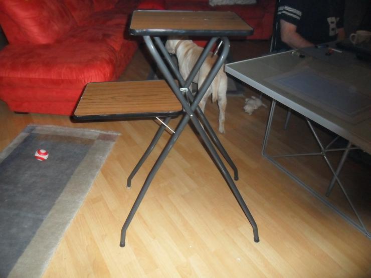 Bild 3: Reflektra Filmkamera Tisch  klappbar