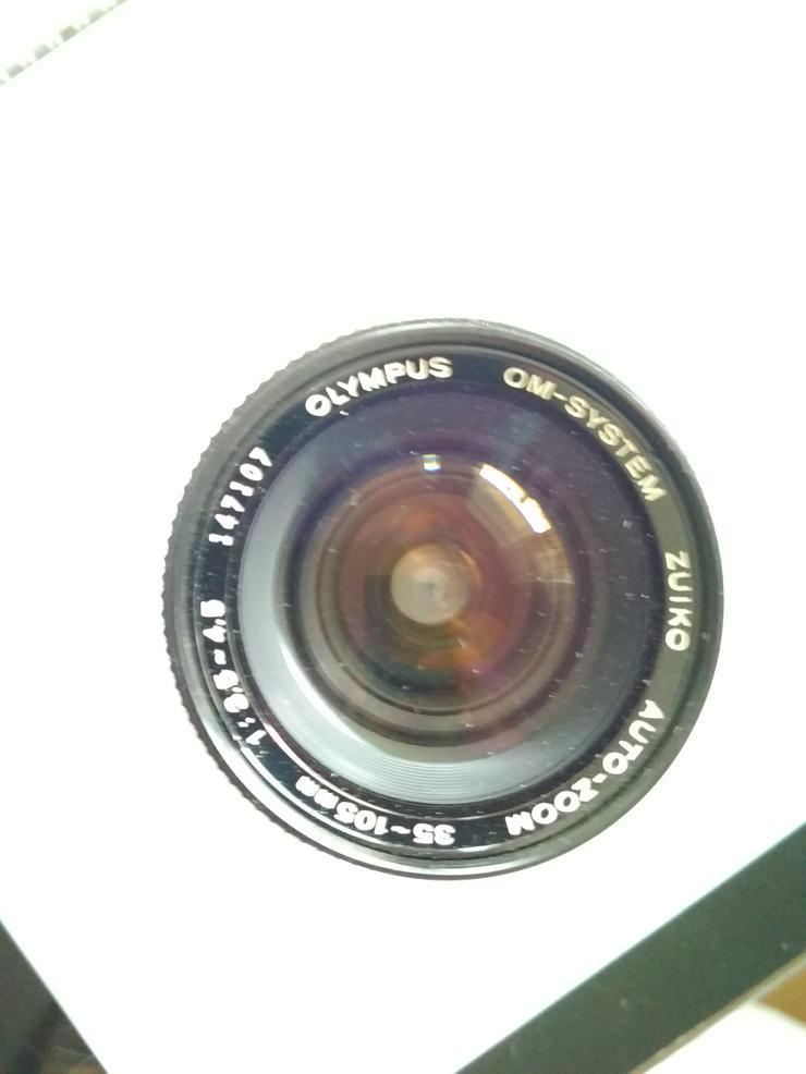Bild 2: Olympus Zuiko Auto Zoom 35-105mm