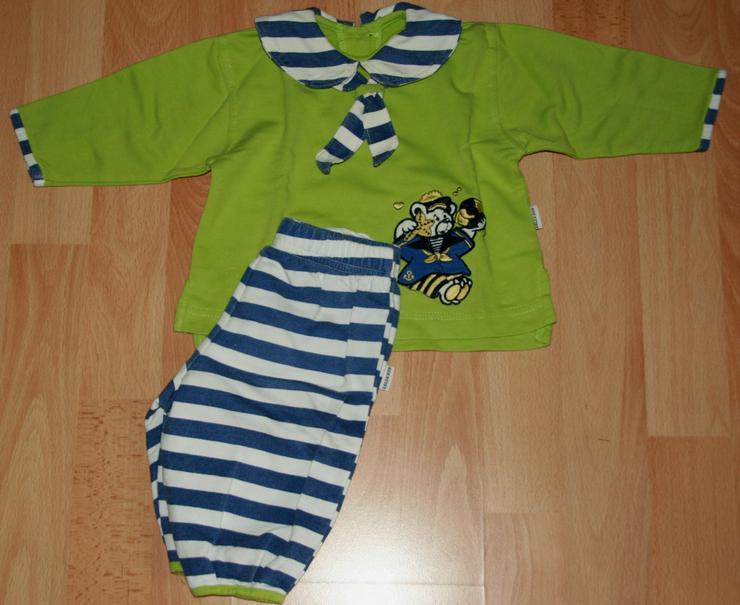Bild 2: SET - Sweat-Shirt & Hose - Größe 62 - 2teilige Kombination