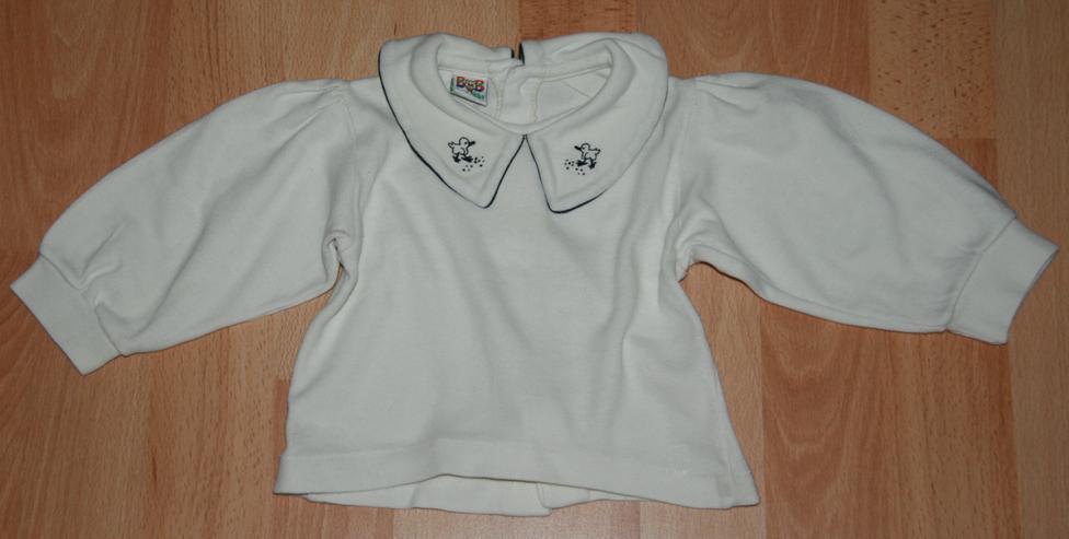 Bild 4: SET - Baby-Strampler & Hemd - Größe 62 - 68 - von BOB der BÄR
