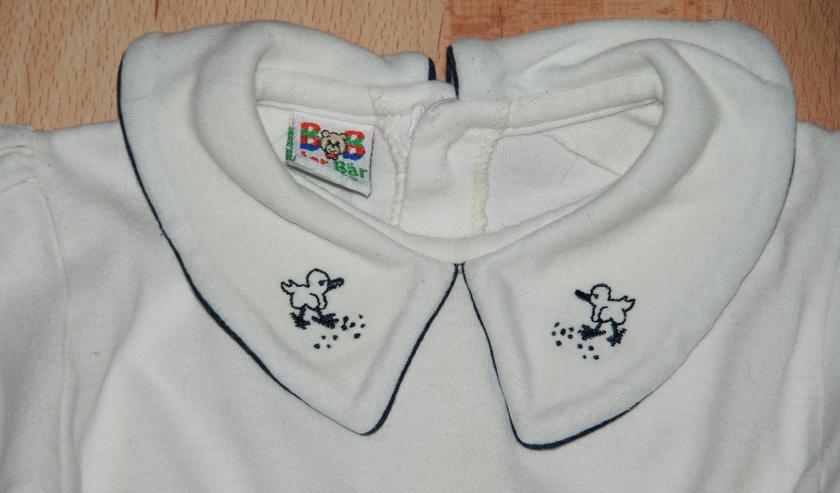 Bild 5: SET - Baby-Strampler & Hemd - Größe 62 - 68 - von BOB der BÄR