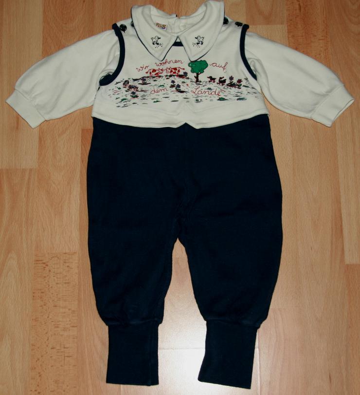 SET - Baby-Strampler & Hemd - Größe 62 - 68 - von BOB der BÄR - Strampler & Overalls - Bild 1