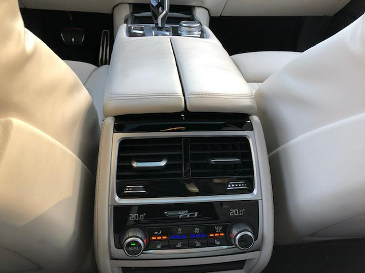 Bild 6: BMW 7er, 740d xDrive -Limousine Mieten - Geschäftswagen Mieten- Hochzeitswagen - PKW Mieten!