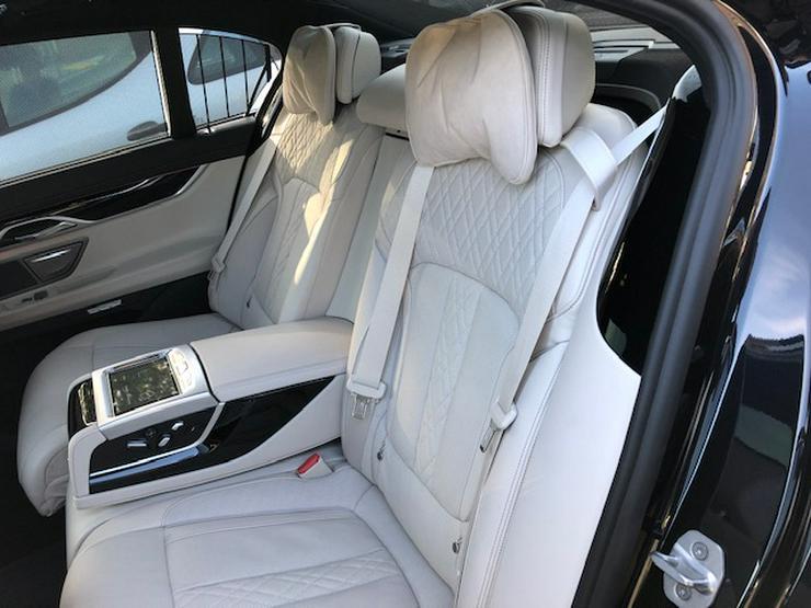 Bild 5: BMW 7er, 740d xDrive -Limousine Mieten - Geschäftswagen Mieten- Hochzeitswagen - PKW Mieten!