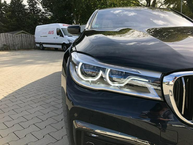 Bild 4: BMW 7er, 740d xDrive -Limousine Mieten - Geschäftswagen Mieten- Hochzeitswagen - PKW Mieten!