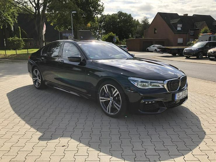 Bild 3: BMW 7er, 740d xDrive -Limousine Mieten - Geschäftswagen Mieten- Hochzeitswagen - PKW Mieten!