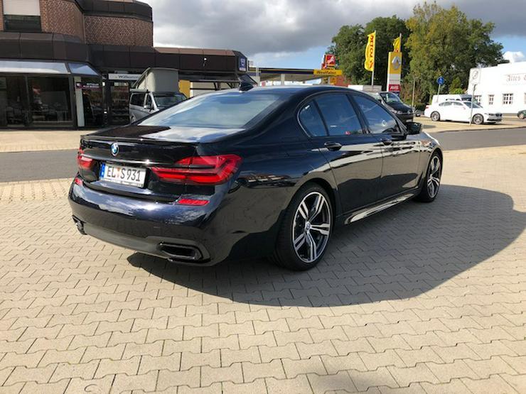 Bild 2: BMW 7er, 740d xDrive -Limousine Mieten - Geschäftswagen Mieten- Hochzeitswagen - PKW Mieten!