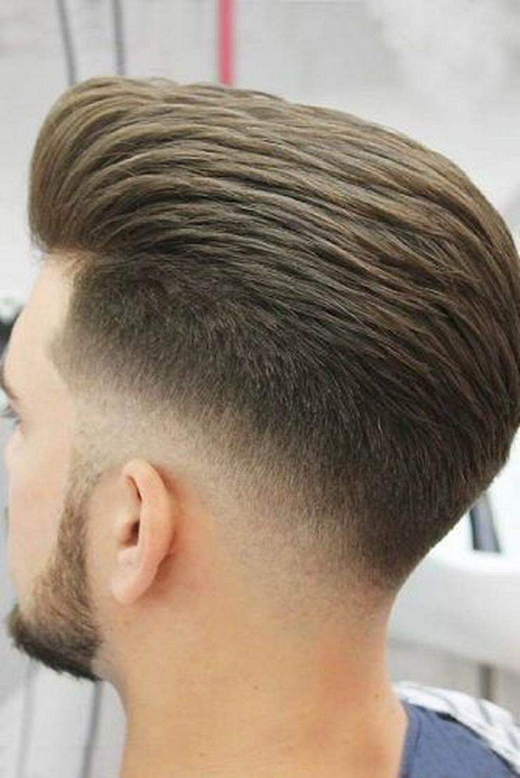 Barbershop Sucht Verstärkung