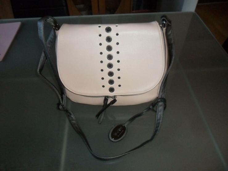 Bild 2: Neu Young Spirit London Handtasche  Leder